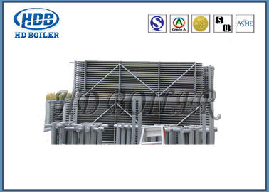 Coal Fuel Steel Gas Economizer For Boiler System , Economiser In Steam Power Plant