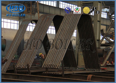 China Carbon Steel Energy Saving Boiler Water Wall Tubes For Power Plant factory
