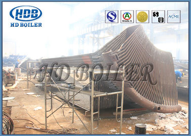 High Speed Alloy Steel / Equivalent Industrial Cyclone Separator 420-1400pa