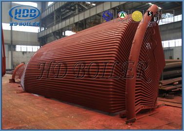 Carbon Steel CFB Boiler Industrial Cyclone Separator with Stable Performance
