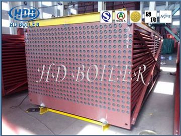 Steel Boiler Air Preheater As Heating Exchanger For Power Station And Industry