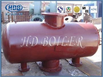 Environmental Friendly Coal Fired Boiler , Fluidized Bed Combustion Boiler
