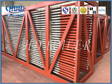 Long Lifetime Flue Gas Cooler For Drying Or Cooling Usage Of Various Equipments