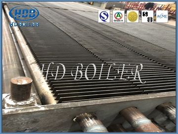 Square Boiler Economizer Stainless Fin Tube Power Plant Easy To Use