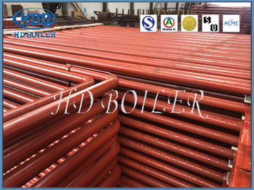 High Temperature Superheater Boiler Spare Parts For Carbon Steel CFB Boilers