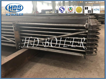 Steel Boiler Economizer Heat Exchanger Tubes For Industrail Power Plant,ISO/ASME Certification