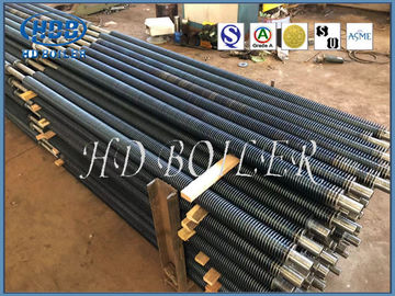 China Carbon Steel Material Boiler Fin Tube , Boiler Spare Parts With ASME Standard factory