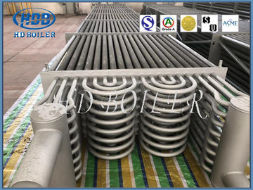 Steel Boiler Economizer Heat Exchanger Tubes For Industrail Power Plant,ASME/SGS Standard