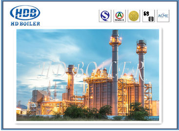 Alloy Customized Heat Recovery Steam Generator For Power Plant With ASME Standard
