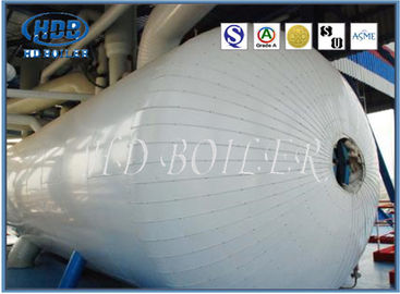 Customized Hot Water Boiler Steam Drum With High Efficiency , Long Life