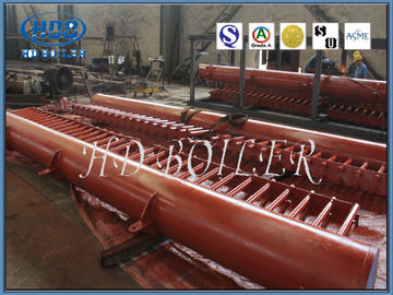 ISO Certification Boiler Manifold Headers For Heat Exchange , ASME Header In Boiler