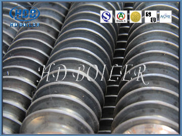 CS / ND / Stainless Steel Boiler Fin Tube Heat Exchanger For Boiler Economizers