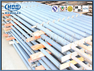 Energy Saving Boiler Fin Tube For Power Plant Economizer Heat Exchanger