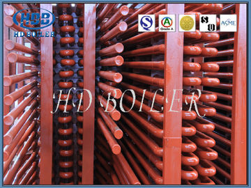 Carbon / Stainless Steel Boiler Economizer For Power Plant Heat Exchanger