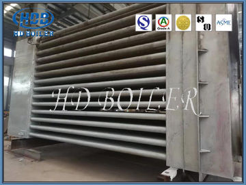 TUV Naturally Circulated Tubular Boiler Air Preheater For Industry