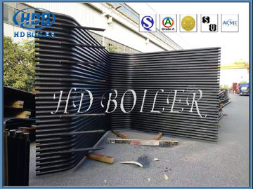 China Customerized Carbon Water Wall Panels For Boilers , Water Tube Boiler Water Wall Tubes factory