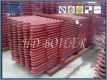 Heat Recovery Boilers Hrsg Economizer / Economiser Coils ASME Certification