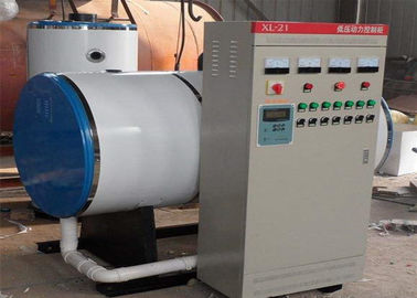Industrial Steam Hot Water Boiler Oil / Gas Multi Fuel Horizontal Fully Automatic