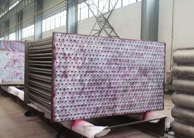 China Tubular Type Recuperative Air Preheater Pre Heating For Thermal Power Plant factory