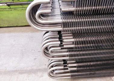 Square Economizer Stainless Fin Tube for Power Plant Boiler