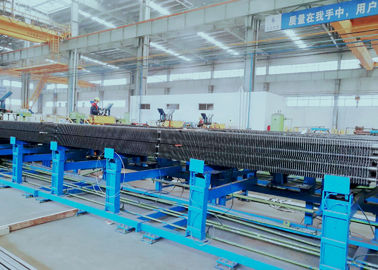 China Integrated Or Integral Comb Boiler Fin Tube Flue Gas Desulfuration Short Fin Pitch factory