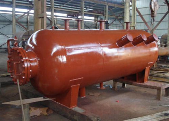 Coal High Efficiency Water Tube Hrsg Steam Drum