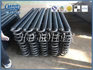 Hot Water Boiler Stack Economizer / Economiser Tubes Anti - Corrosion