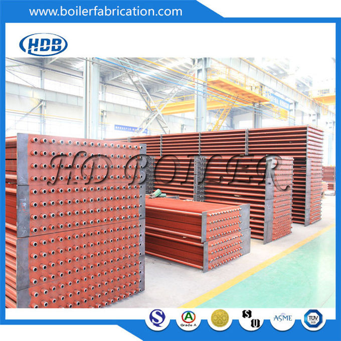 High Corrosion Fuel Gas Boiler Fin Tube Economizer For Heat Reovery Systems