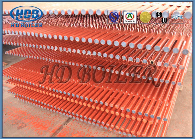 ISO / ASME / SGS Standard Membrane Water Wall Tubes For Utility / Power Station Boiler
