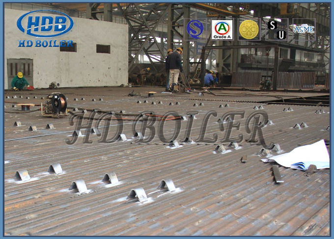 Industrial Stainless Steel Membrane Water Wall Panels For Power Staion