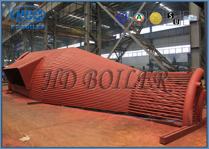 Durability Boiler Cyclone Separator For Dust Removal , Industrial Cyclone Dust Separator