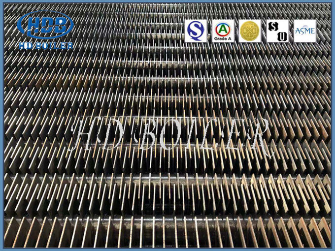 Boiler Spare Parts Boiler Fin Tube H Type For Power Station, High Efficiency