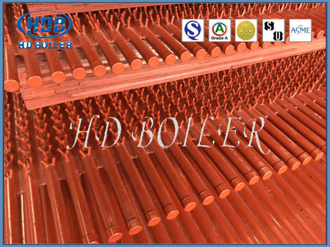 High Pressure Working Water Wall Panels For Waste Heat Recovery Boilers