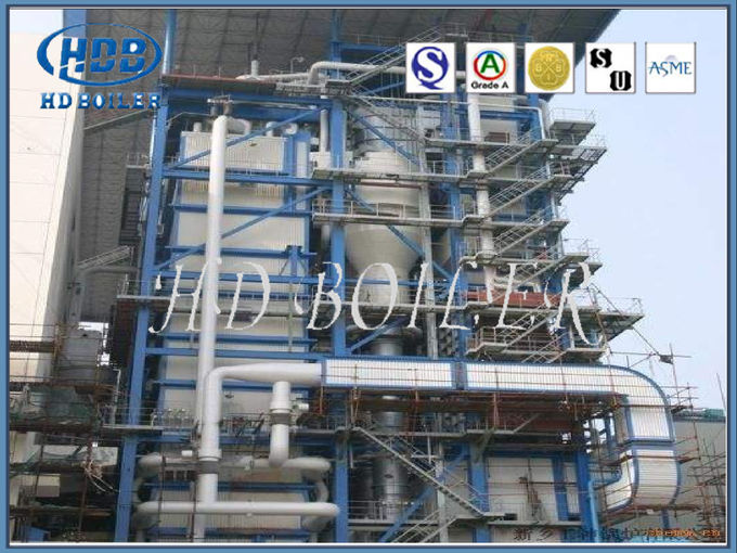 Hot Water Heater Circulating Fluidized Bed Boiler For Thermal Power Station