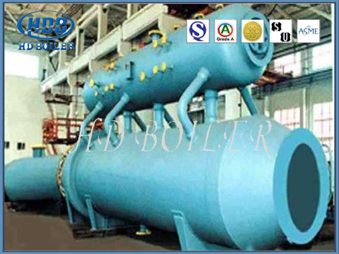 Super Custom Design Steam Drum For Power Station Cfb Boiler Alloy Steel