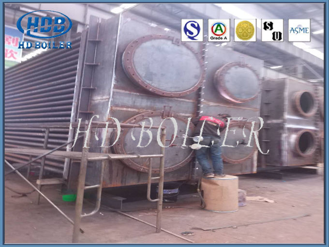 Thin Walled Steel Tubular Air Preheater For CFB Coal - Fired Boilers In Power Station