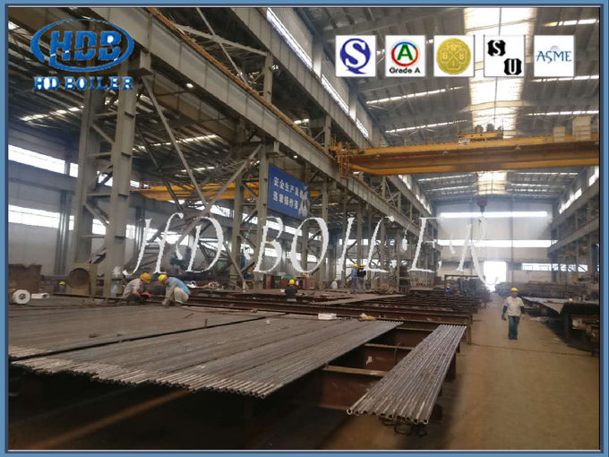High Pressure Seamless Boiler Membrane Wall Tube For Power Station Using